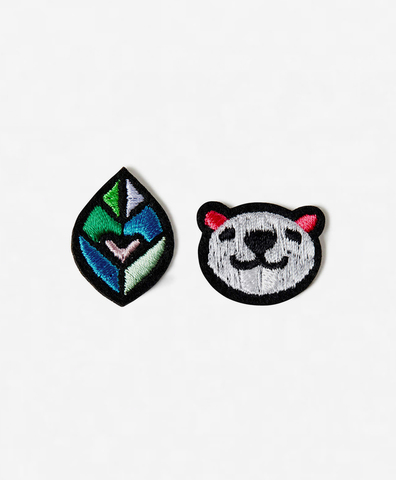 Патч-заплатка Otter + Leaf