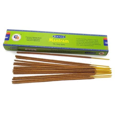 Индийские палочки Satya Mantram