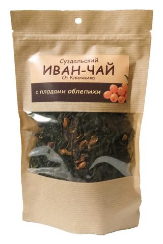 Иван-чай суздальский «с плодами облепихи»