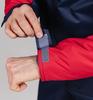 Утеплённый прогулочный костюм Nordski Premium Sport Red/Dark Navy мужской