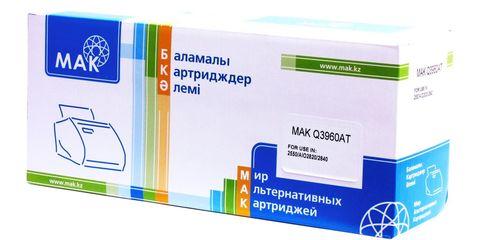 Картридж лазерный цветной MAK© 122A Q3960A черный (black), до 5000 стр. - купить в компании MAKtorg