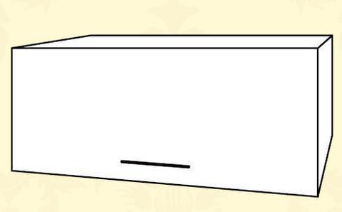 Империя ПГ 500 Шкаф верхний горизонтальный