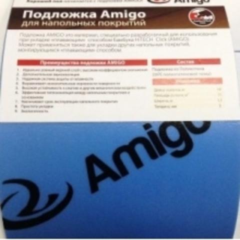 Подложка Amigo ( IXPE полиэтиленовой пены )
