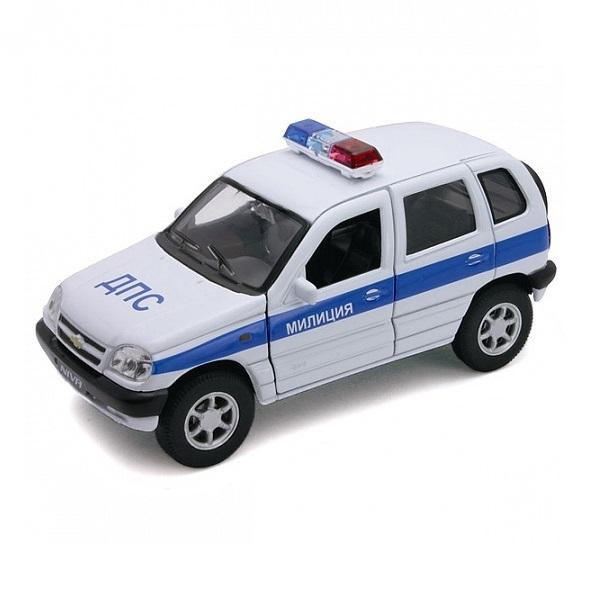 Машинка-игрушка Chevrolet Niva Милиция ДПС