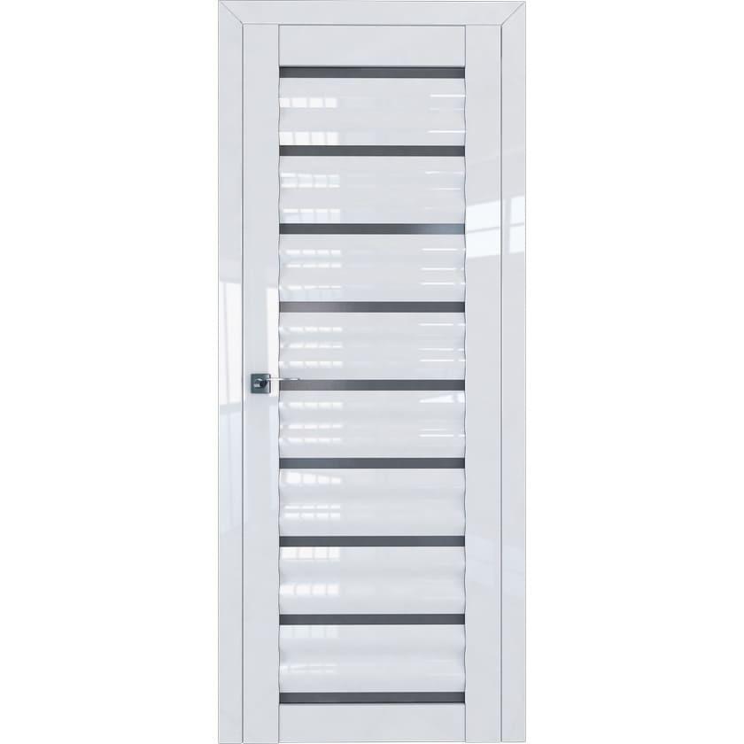Двери Profil Doors Межкомнатная дверь экошпон Profil Doors 76L галька люкс стекло графит 76l-wg-dvertsov.jpg
