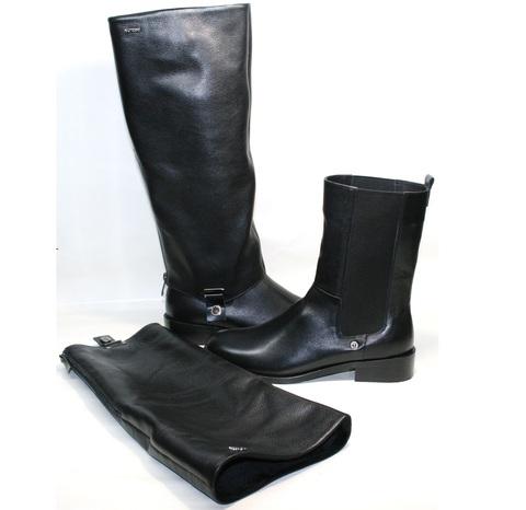 Зимние ботинки женские - сапоги зимние женские 2-в-1 Richesse R-458 Размер 41