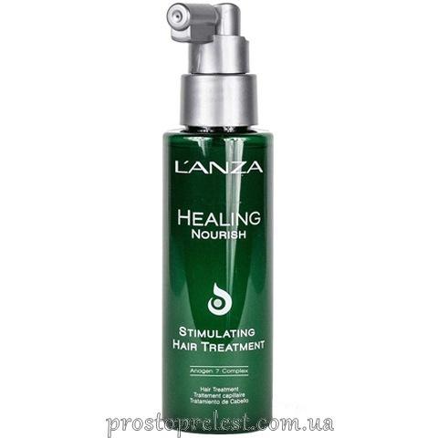 L'anza Healing Nourish Stimulating Hair Treatment - Спрей для відновлення і стимулювання росту волосся