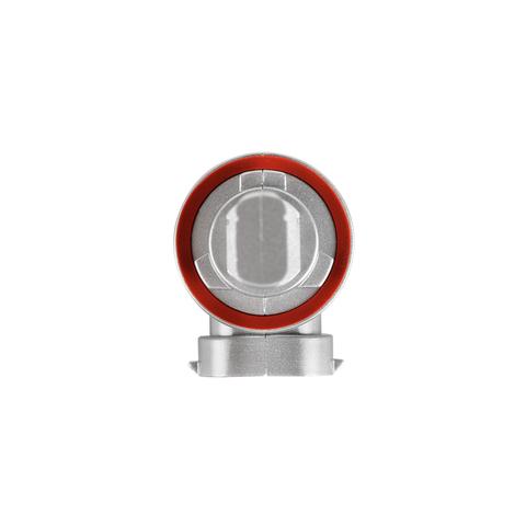 Автомобильные светодиодные лампы H8 H11 H16 LP-M4, 25W, 1600Lm, 2 шт