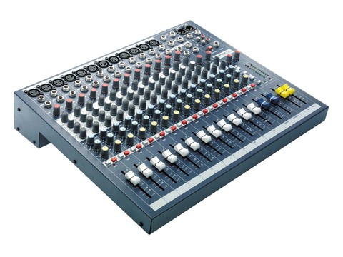 Аналоговые Soundcraft EPM12