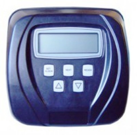 Clack Corp. V1CIBMZ/DM (Блок управления на фильтрацию с водосч., 5-ти кнопка, шахматка)) Лит
