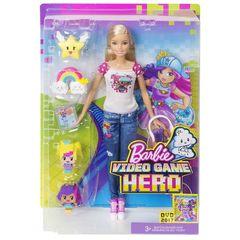 Кукла Барби Блондинка Видео игра