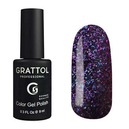 Гель-лак GRATTOL Galaxy 002 Amethyst 9мл