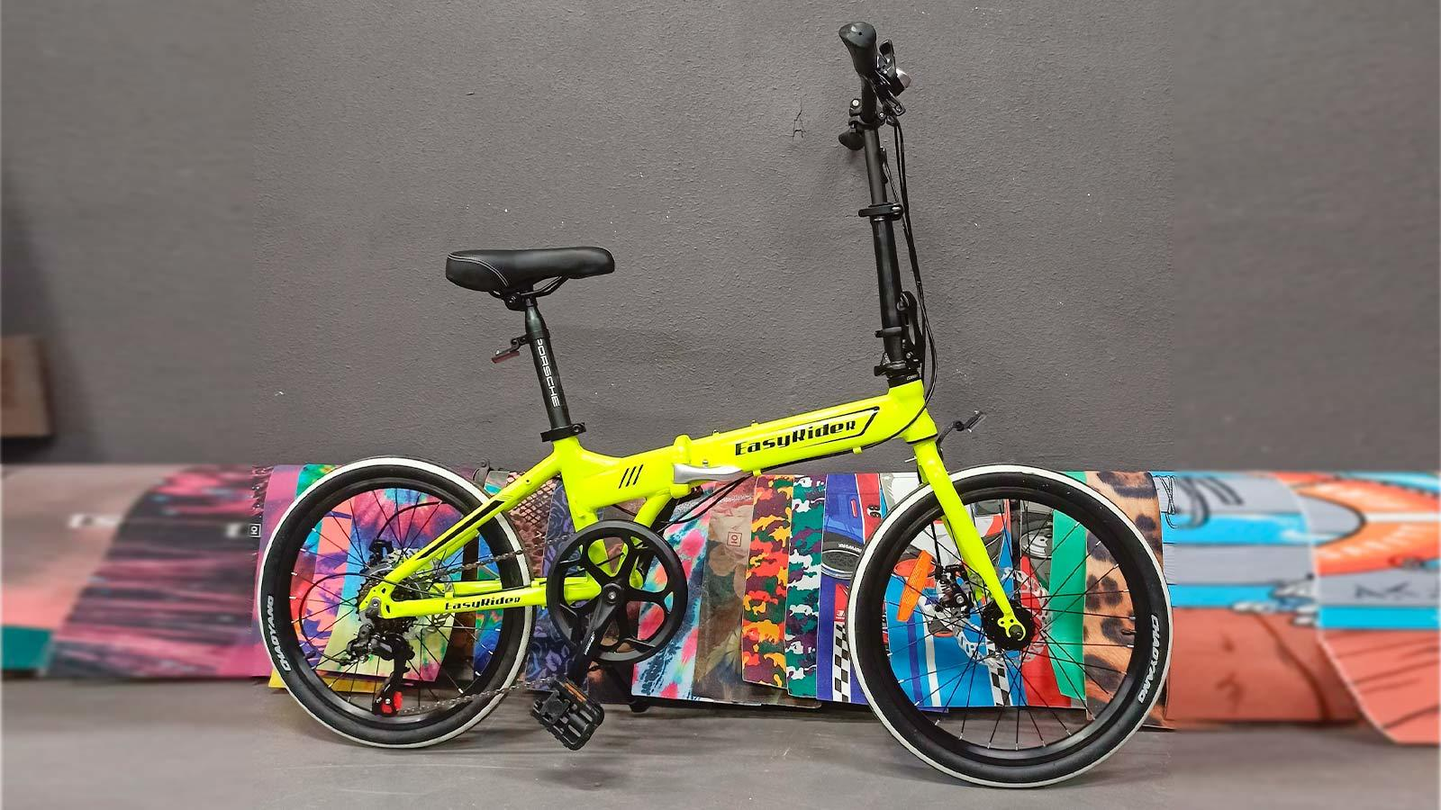 складной велосипед 20 дюймов Easyrider smart