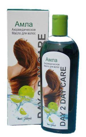 Масло Амла для волос, 200 мл D2D