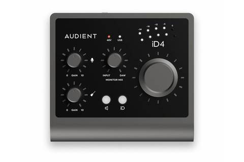 Audient iD4 Mk2 Аудиоинтерфейс
