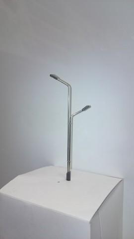 Фонарь двойной 8,5 -11 см, 3 V (HO/TT), 87104