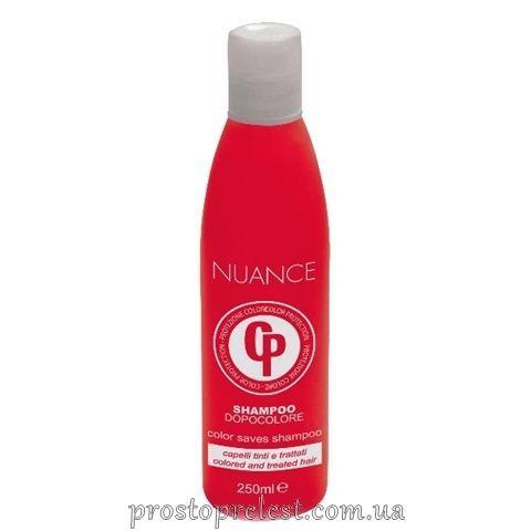 Punti di Vista Nuance CP After Color Shampoo - Шампунь для фарбованого волосся з формулою захисту кольору