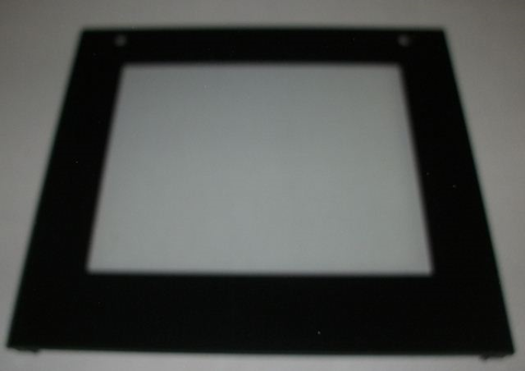 стекло внешнее духовки плиты Беко 510300003