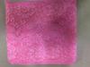 Кружево эластичное, 18см, цвет-фламинго