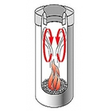 Несгораемая корзина для бумаг (30л), артикул 287527, производитель - Brabantia, фото 4