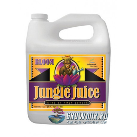 Advanced Nutrients Jungle Juice Bloom (5л)