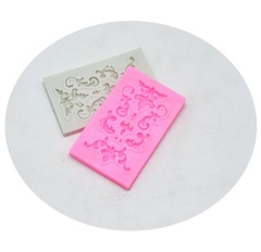 0167-Б Молд силиконовый Орнаменты маленький