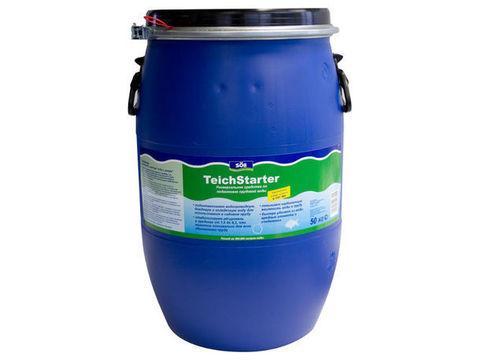 Teich-Starter 50 кг - Средство для подготовки новой воды