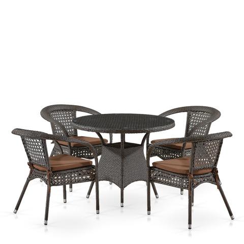 Комплект мебели T220CT/Y32A-W53 Brown
