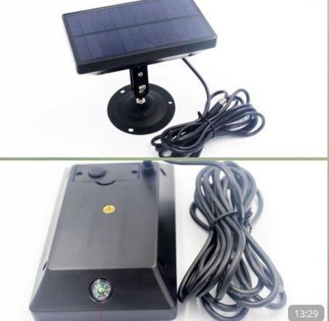 Солнечная батарея для фотоловушек 2500 мА/Н