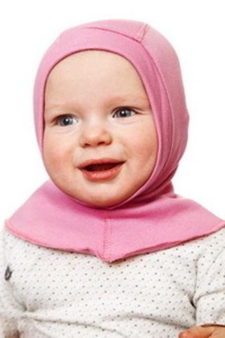 Шлем детский, трикотаж,