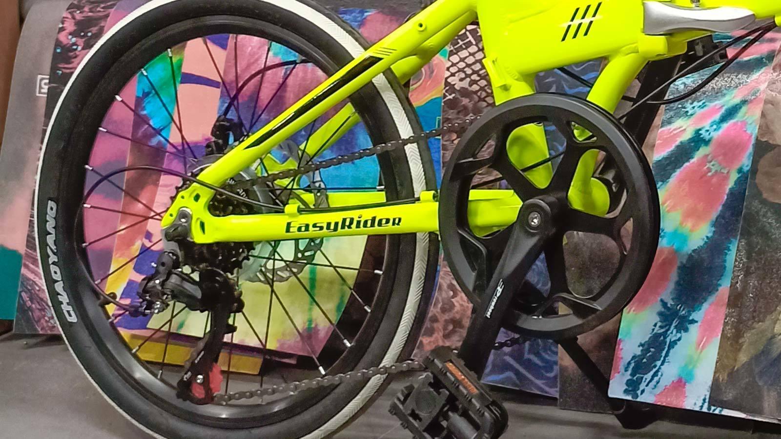колесо педаль складной велосипед