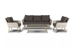 Комплект плетеной мебели на 5 перcон 4sis Прованс