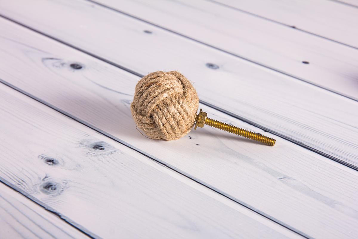 Ручка мебельная из джута