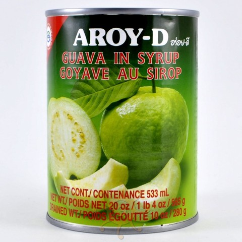 Гуава в сиропе Aroy-D, 565г