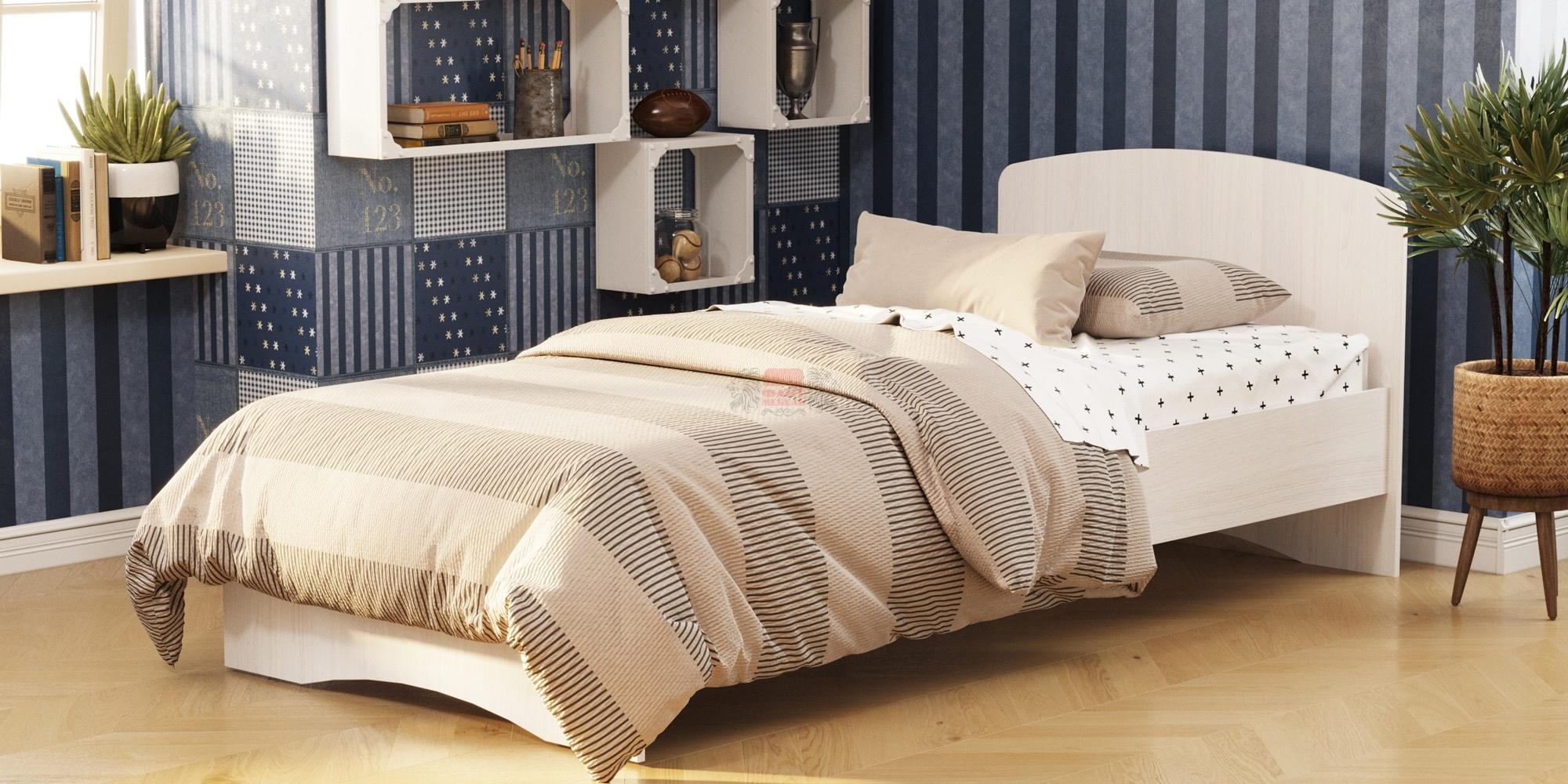 Кровать №2 одинарная