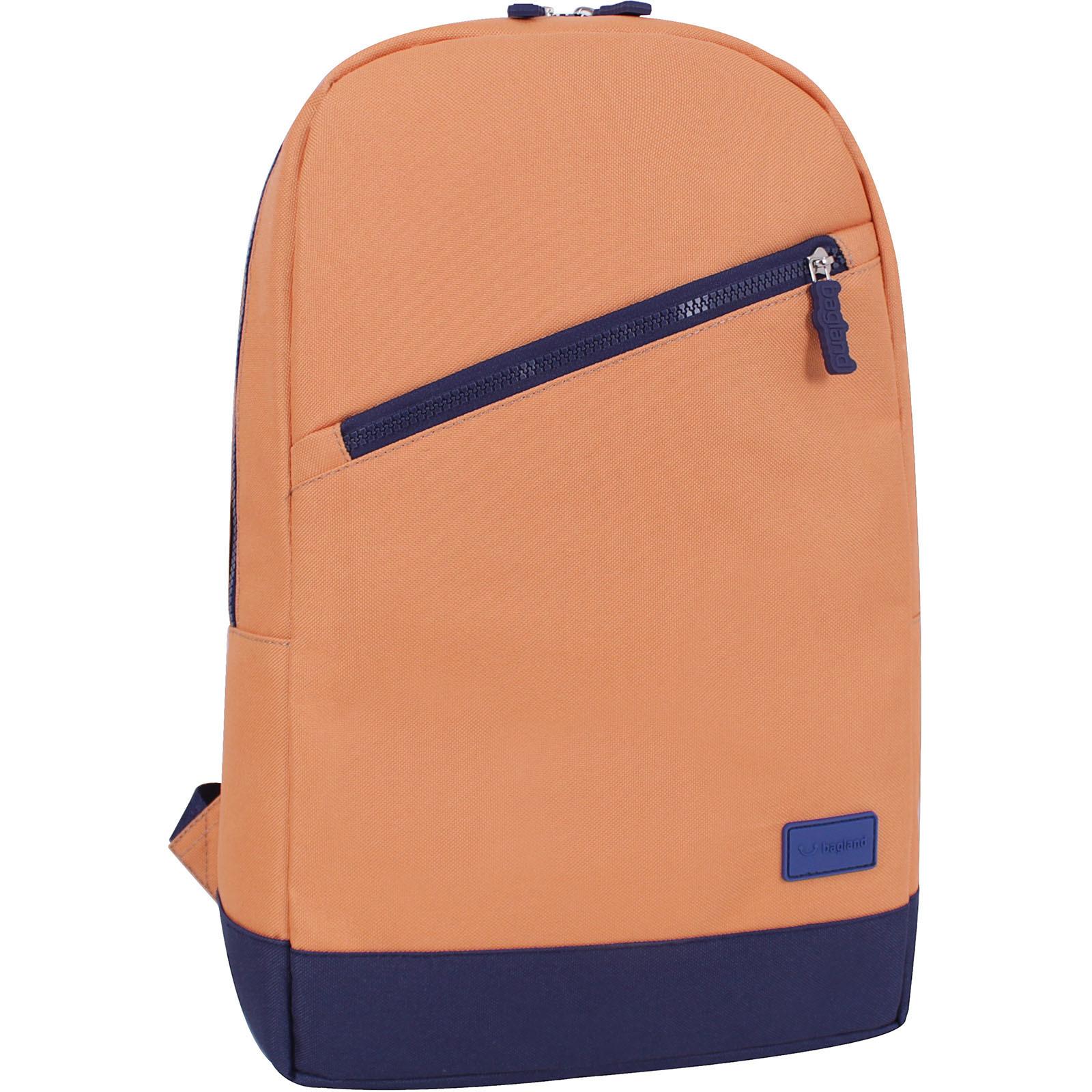 Городские рюкзаки Рюкзак Bagland Amber 15 л. рыжий/чернильный (0010466) IMG_5271.JPG