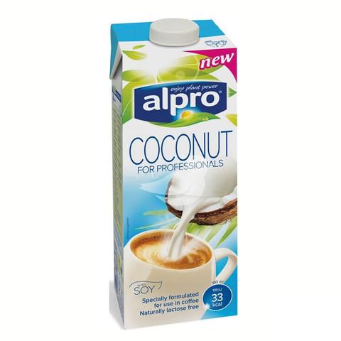 Напиток кокосовый Professionals Alpro ультрапастеризованный обогащенный кальцием 1 л