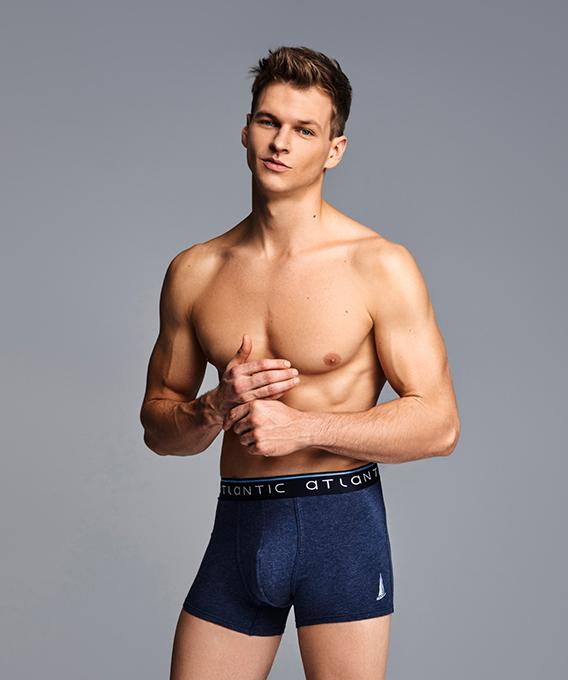 Трусы мужские шорты 2MH-1185 хлопок. Набор из 2 шт.