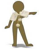Пелерина - Демонстрационный образец. Одежда для кукол, пупсов и мягких игрушек.