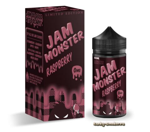 Жидкость Jam Monster 100 мл Raspberry