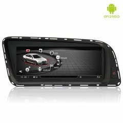 Штатная магнитола Audi Q5 2009-2017 Android 10 4/64GB IPS модель RL9606