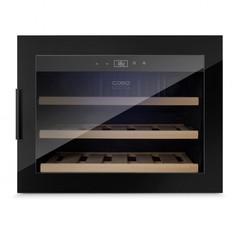 Винный шкаф встраиваемый Caso WineSafe 18 EB Black