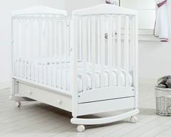 Кровать детская «Симоник» Гандылян колесо-качалка