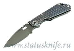 Нож Mick Strider Custom SnG Old Flame - Monkey Edge