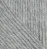 Пряжа Alize CASHMIRA 21 (Серый меланж)