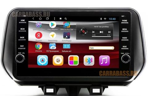 Головное устройство  Hyundai Tucson 2019+ Android 8.1 2/32GB модель CB-1191T8