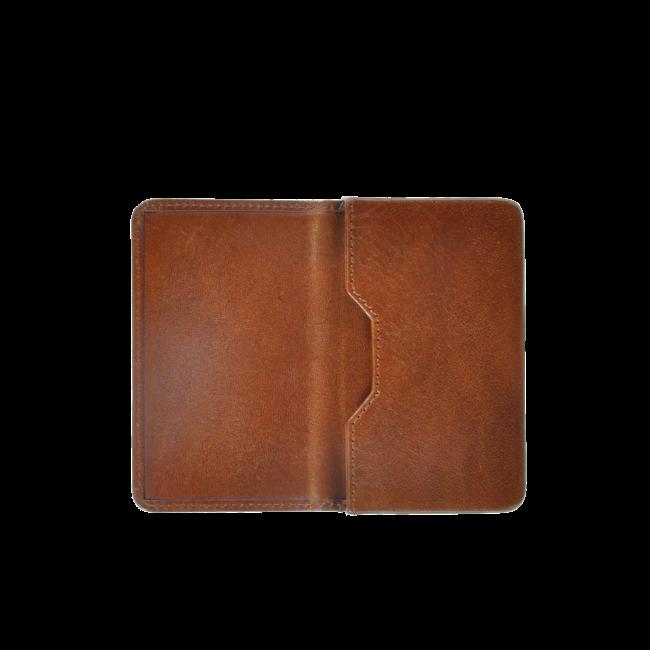 B120280 Cognac - Футляр для карт MP