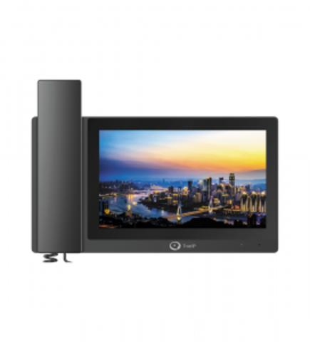Монитор IP-видеодомофона TI-3720BPH(черный)