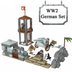 Минифигурки Военных Немецкая Армия серия 405