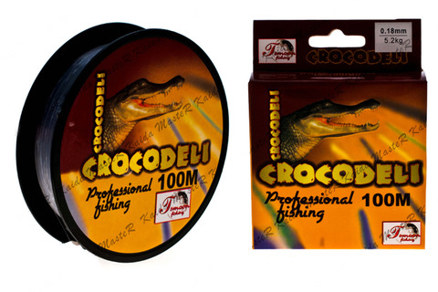Леска CROCODELI YX-306-25